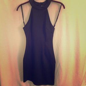 LF Mini High Neck Dress